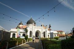 Mezquita de Kapitan Keling imágenes de archivo libres de regalías