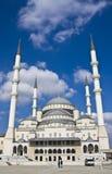Mezquita de Kocatepe en Ankara - Turquía Imagen de archivo