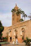 Mezquita de Koutoubia marrakesh marruecos Fotos de archivo libres de regalías