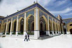 Mezquita de Kufa imágenes de archivo libres de regalías
