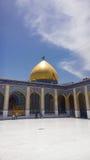 Mezquita de Kufa imagen de archivo