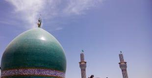 Mezquita de Kufa Fotografía de archivo