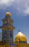 Mezquita de Kufa Foto de archivo libre de regalías