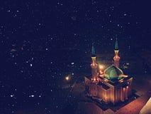 Mezquita de la foto imagen de archivo libre de regalías