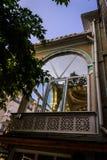 Mezquita de la pequeña ciudad Imagen de archivo