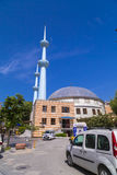 Mezquita de Merkez, Yalova, Turquía Imágenes de archivo libres de regalías