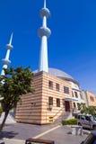 Mezquita de Merkez, Yalova, Turquía Foto de archivo libre de regalías