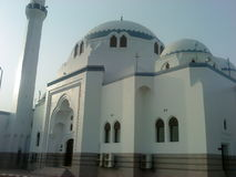 Mezquita de mezquitas en la Arabia Saudita imágenes de archivo libres de regalías
