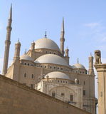 Mezquita de Mohammed Ali imagen de archivo libre de regalías