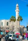 Mezquita de Omar Fotos de archivo libres de regalías