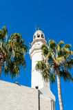 Mezquita de Omar Fotografía de archivo