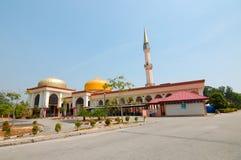 Mezquita de Putra Nilai en Nilai, Negeri Sembilan, Malasia fotografía de archivo