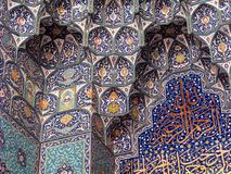 Mezquita de Qubrah del Al en el moscatel Omán Fotografía de archivo
