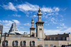Mezquita de rey Fahd, Buenos Aires, la Argentina imagen de archivo