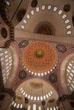Mezquita de Suleimania Fotos de archivo
