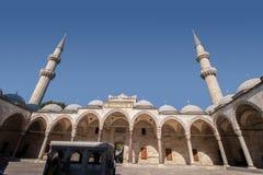 Mezquita de Suleimania Imagen de archivo libre de regalías