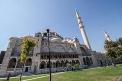 Mezquita de Suleimania Imagen de archivo