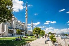 Mezquita de Suleymaniye Fotos de archivo