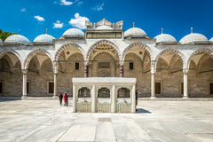 Mezquita de Suleymaniye Imagen de archivo