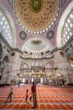 Mezquita de Suleymaniye Imágenes de archivo libres de regalías