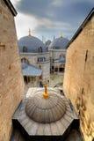 Mezquita de Sultanahmet Foto de archivo