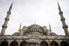 Mezquita de Sultanahmet Imagen de archivo libre de regalías