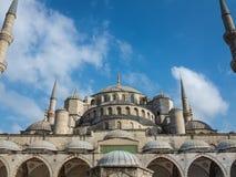 Mezquita de Sultanahmet Imágenes de archivo libres de regalías