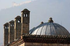 Mezquita de Tombul Imágenes de archivo libres de regalías