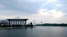 Mezquita de Tuanku Mizan Zainal Abidin Imágenes de archivo libres de regalías
