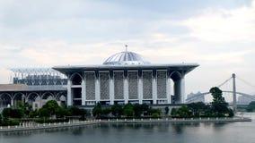 Mezquita de Tuanku Mizan Zainal Abidin Fotografía de archivo libre de regalías