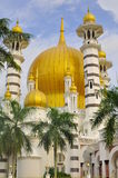 Mezquita de Ubudiah fotos de archivo