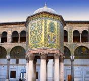 Mezquita de Umayyad Fotografía de archivo