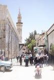 Mezquita de Umayyad Imágenes de archivo libres de regalías