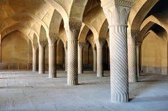 Mezquita de Vakil foto de archivo libre de regalías