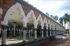 Mezquita de viernes, Kuala Lumpur, Malasia Foto de archivo libre de regalías