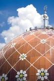 Mezquita de Wangsa Maju Foto de archivo libre de regalías
