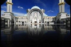 Mezquita de Wilayah Imagen de archivo libre de regalías