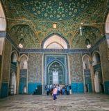 Mezquita de Yame de Yazd Fotografía de archivo