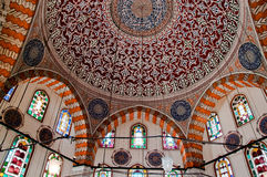 Mezquita de Yeni Camii, Estambul, Turquía Foto de archivo