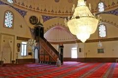 Mezquita de Yildirim Bayezid en Mudurnu Foto de archivo libre de regalías