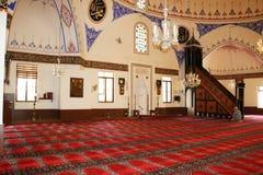 Mezquita de Yildirim Bayezid en Mudurnu Imágenes de archivo libres de regalías