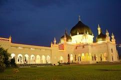 Mezquita de Zahir Fotografía de archivo libre de regalías