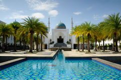 Mezquita del al-Bukhary en Kedah Foto de archivo