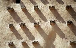 Mezquita del fango, Djenne, Malí Imagen de archivo libre de regalías