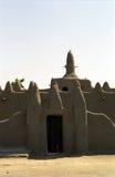 Mezquita del fango, Senossa, Malí Imágenes de archivo libres de regalías