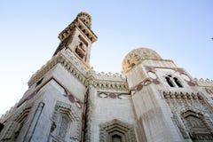 Mezquita del Islam foto de archivo libre de regalías