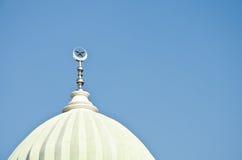 Mezquita del Islam imagen de archivo libre de regalías
