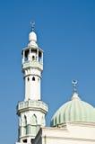 Mezquita del Islam fotografía de archivo