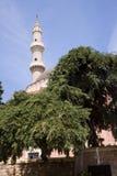 Mezquita del Islam imágenes de archivo libres de regalías