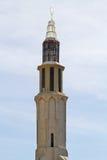Mezquita del Islam del EL de Manareh foto de archivo libre de regalías